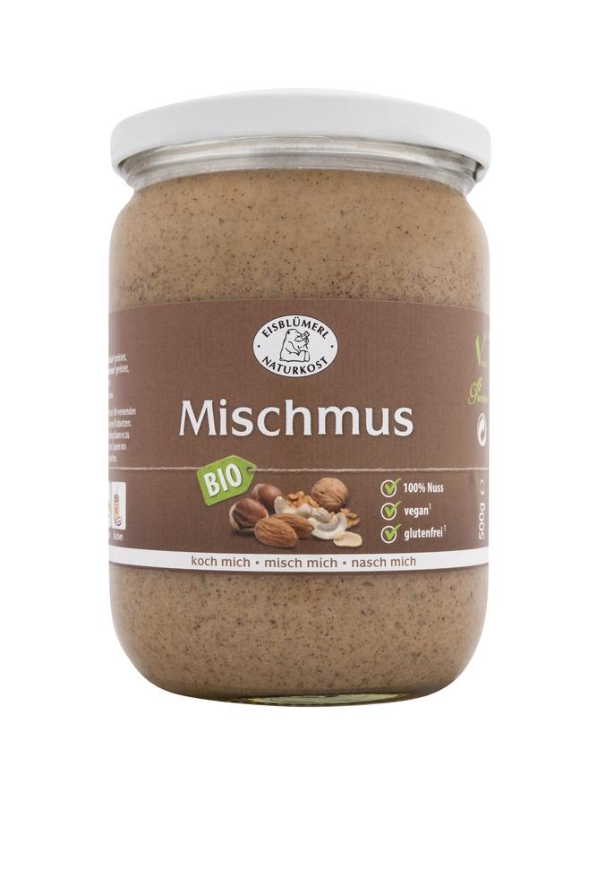 Bio Mischmus - 500g im Glas