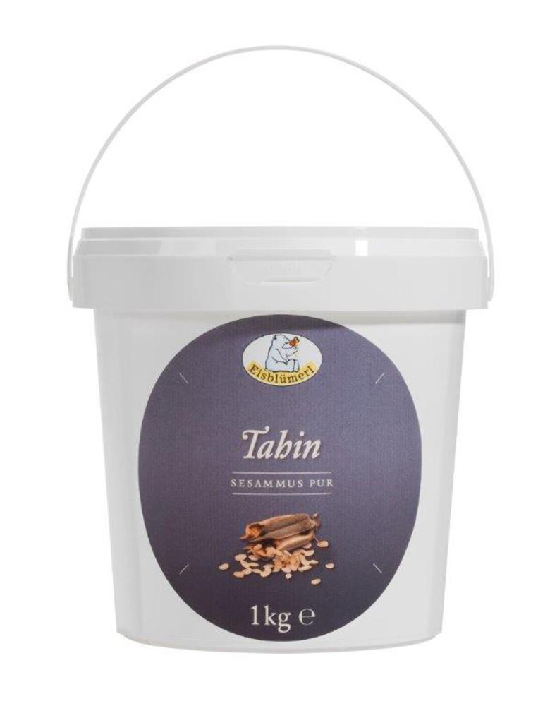 Bio Tahin Sesammus natur mild EB - 1,0kg im Eimerchen