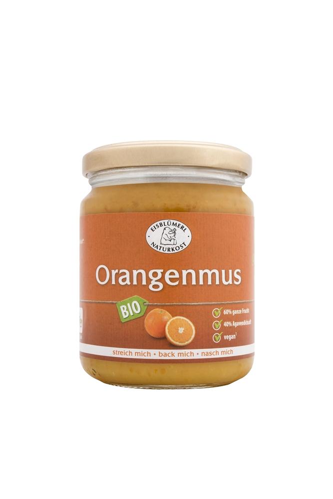 Bio Orangenmus Koch- und Backzutat - 280g im Glas