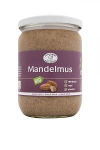 Bio Mandelmus - 500g im Glas