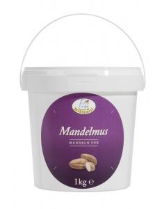 Bio Mandelmus - 1,0kg im Eimerchen