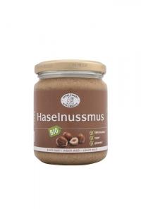 Bio Haselnussmus - 250g im Glas