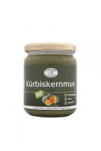 Bio Kürbiskernmus - 250g im Glas