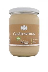 Bio Cashewmus extra fein - 500g im Glas